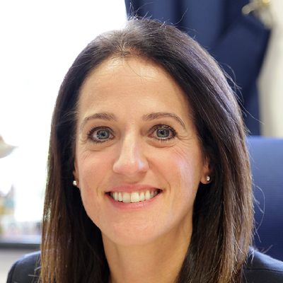Mrs Bethan Harding